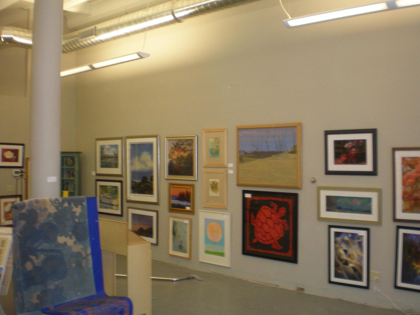 Gingrass Gallery / Blustein-Brondino