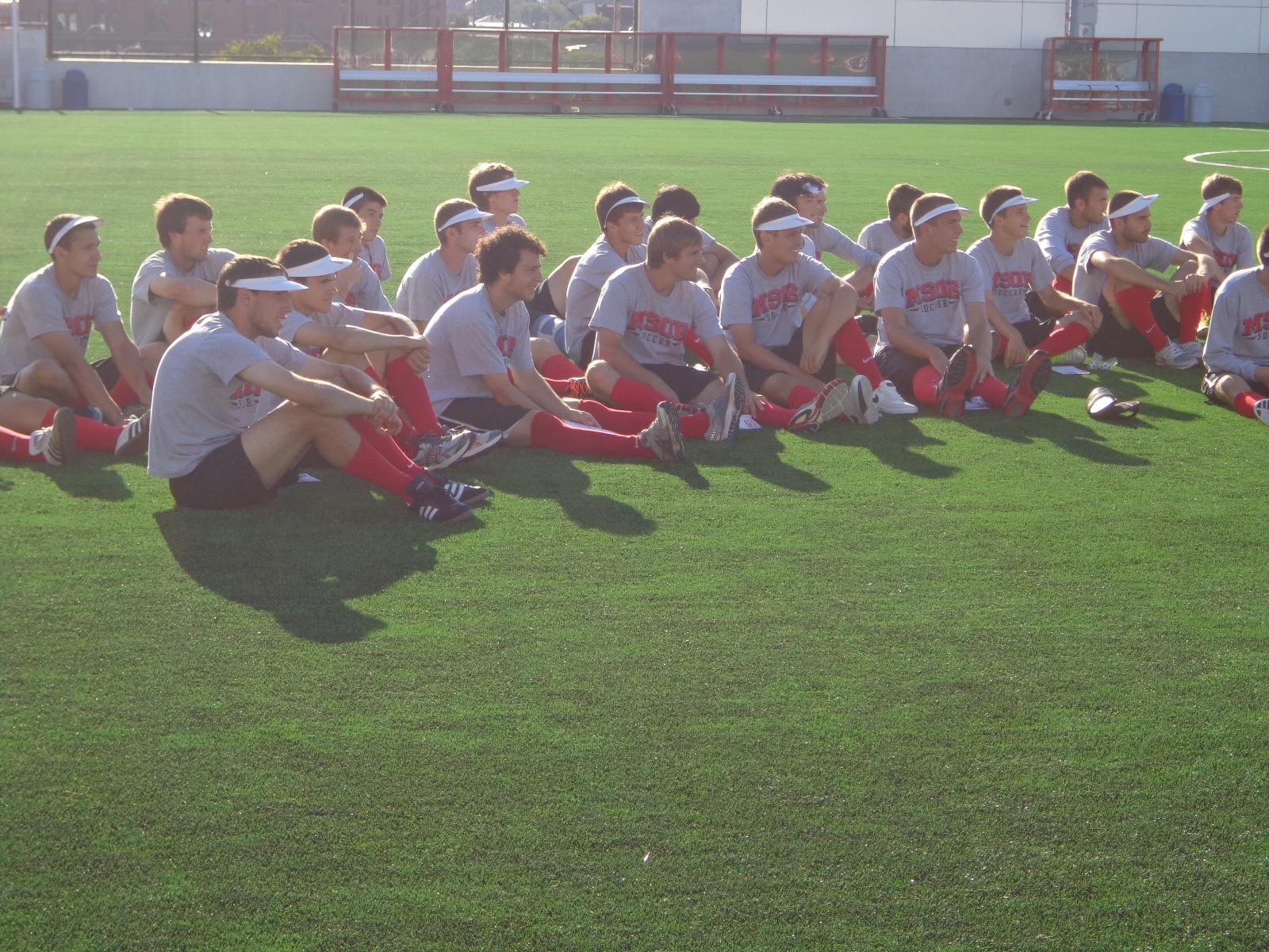 MSOE Soccer Team