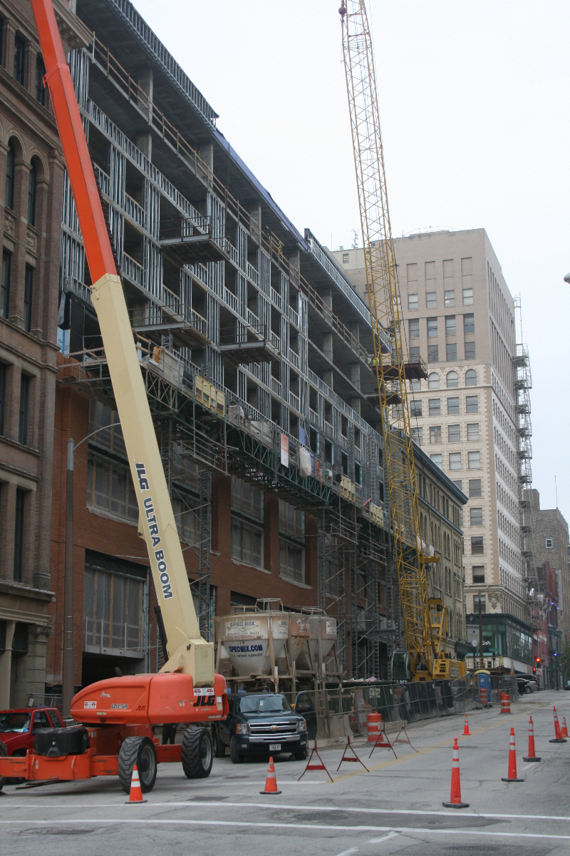 Milwaukee Marriott Downtown Opening July 2013