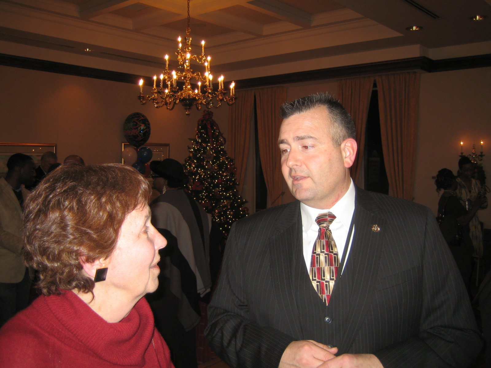 Det. Chris Moews, candidate for Milwaukee County Sheriff.
