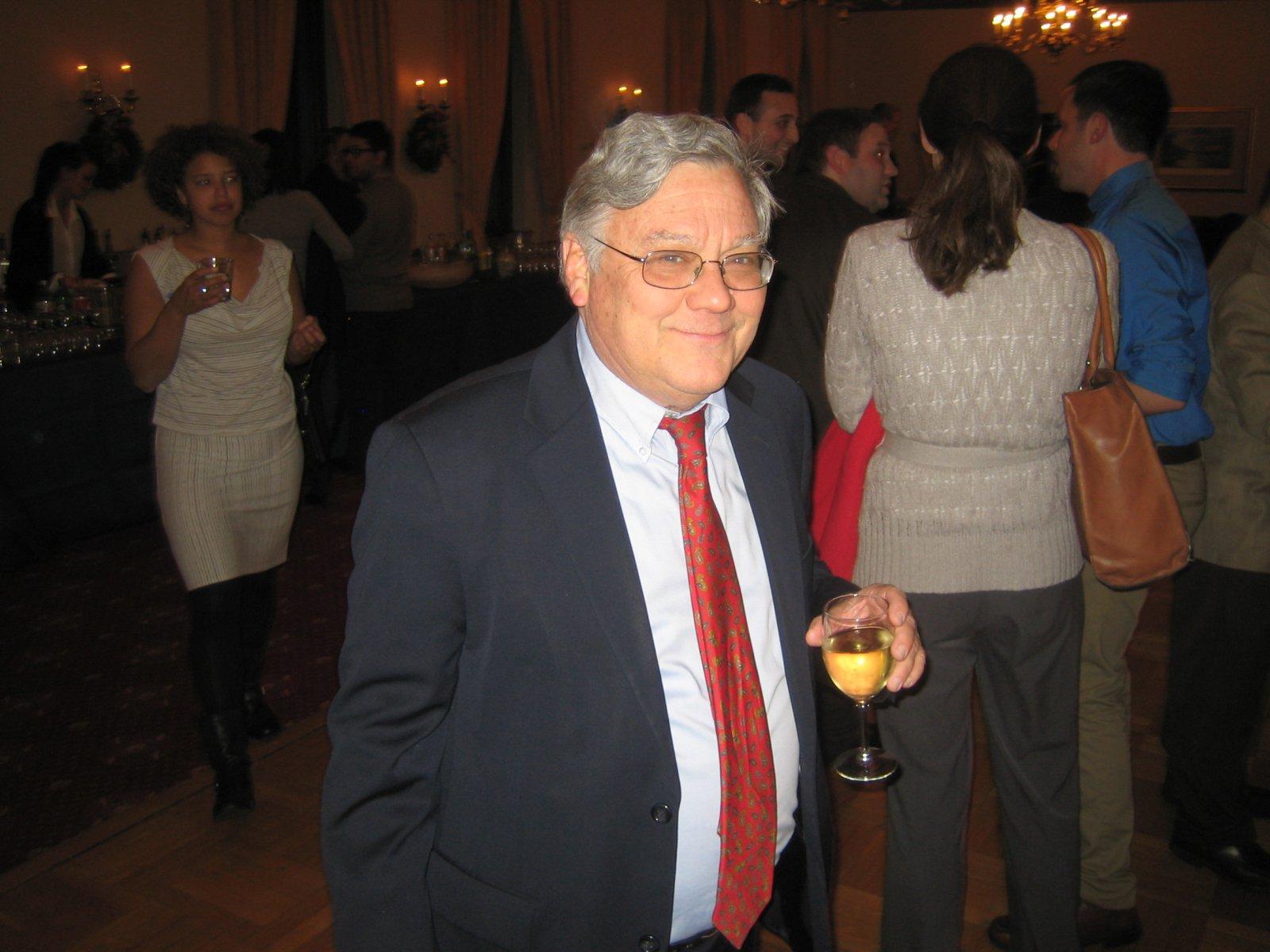 Atty. Randy Nass, husband of judicial candidate Janet Protasiewicz.