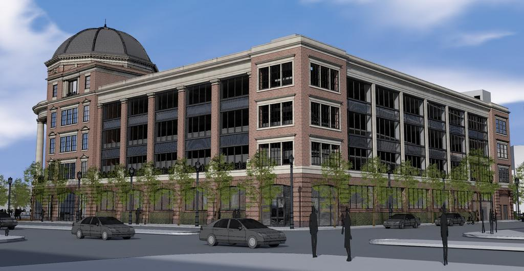 Hammes Headquarters Rendering