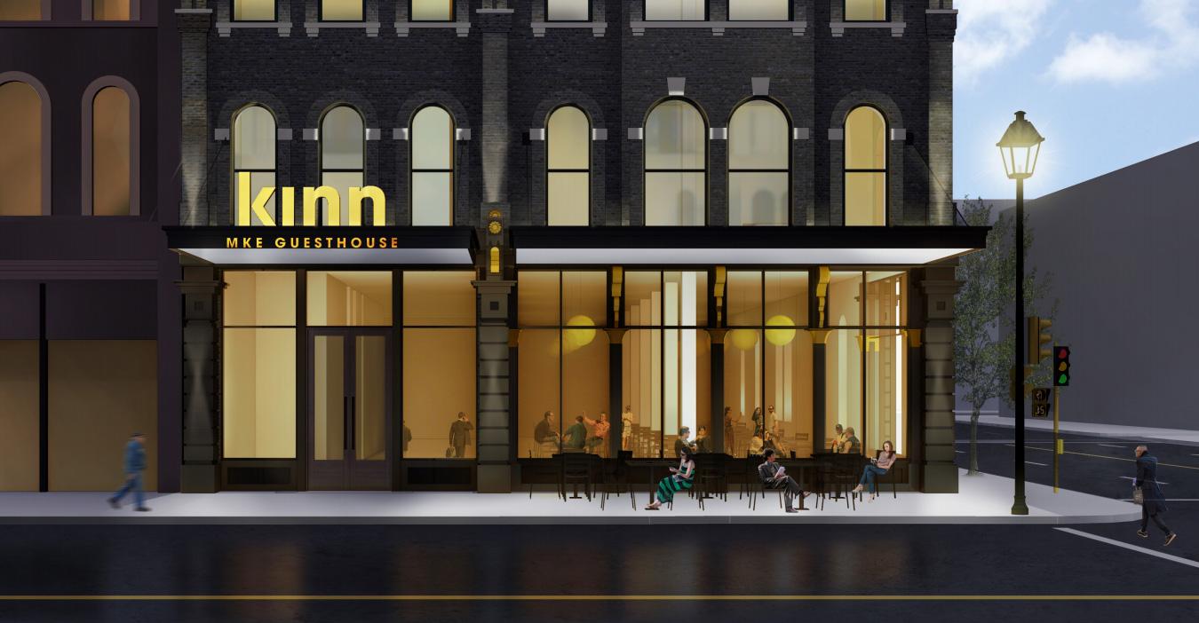 Kinn Hotel Rendering