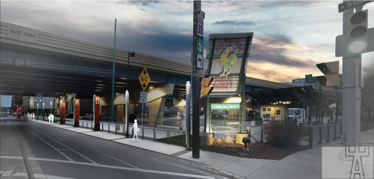 Broadway Connection Rendering