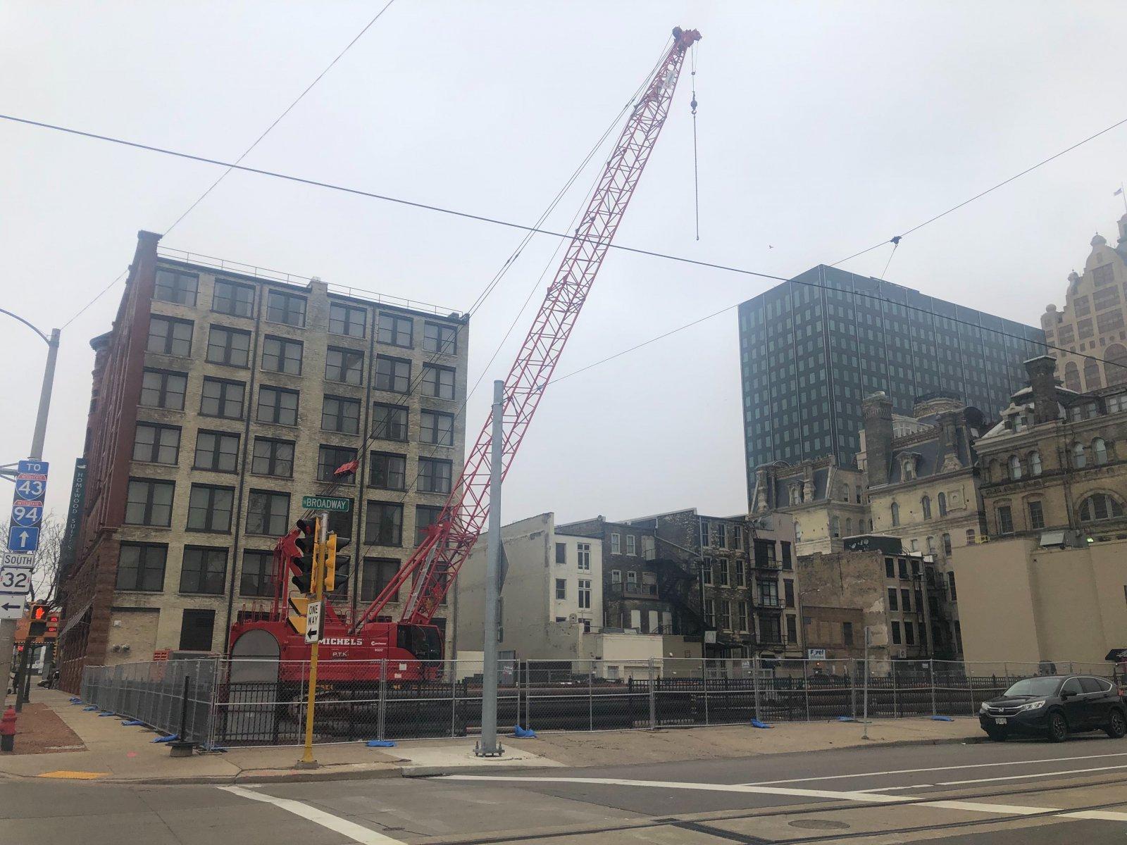 Huron Building Construction Prep