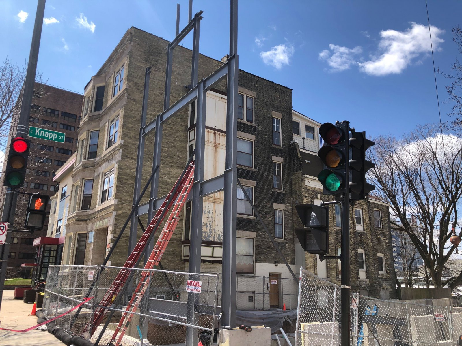 Friday Photos: Bucks Player's Downtown Apartments Rise ...