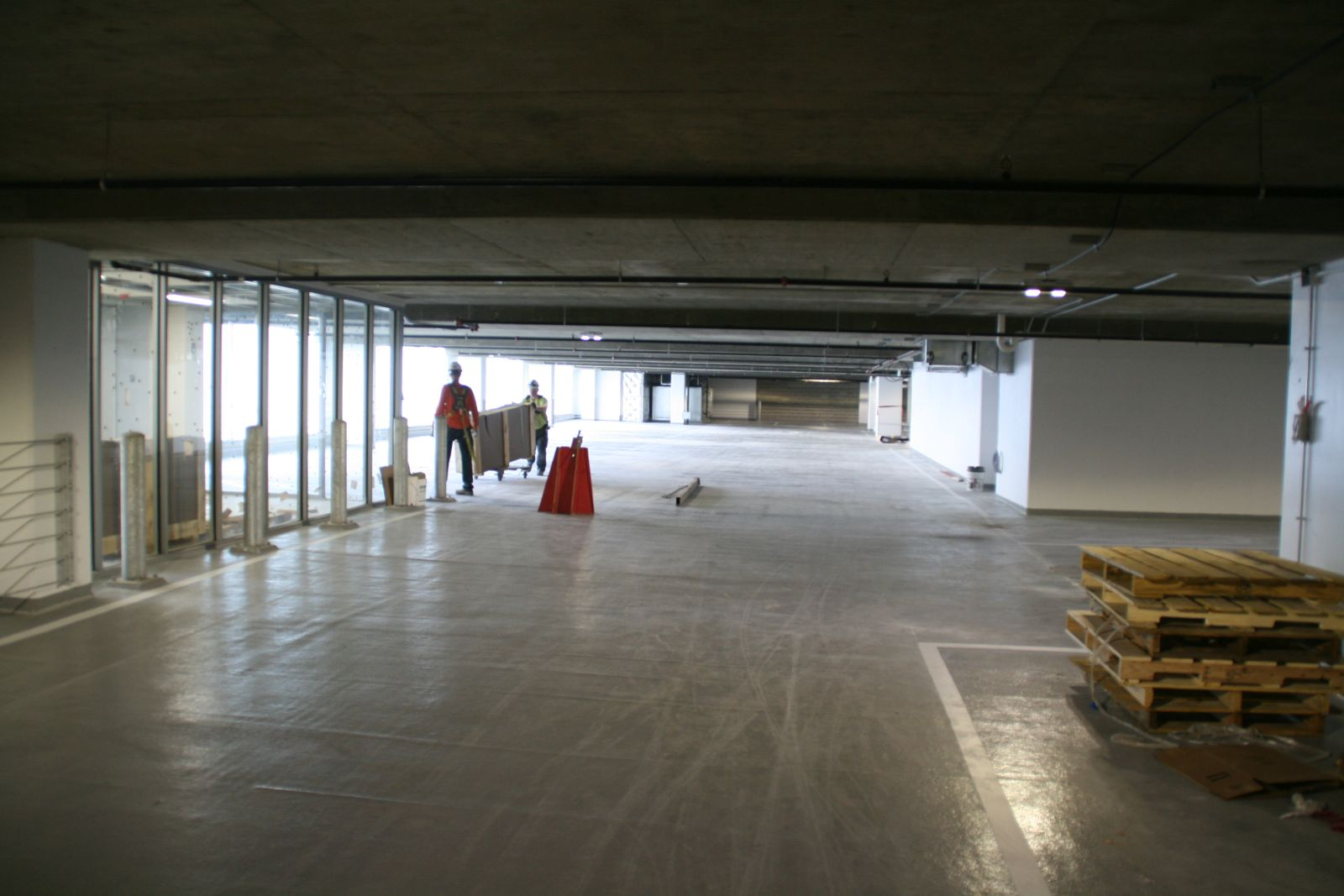 833 East Parking Garage