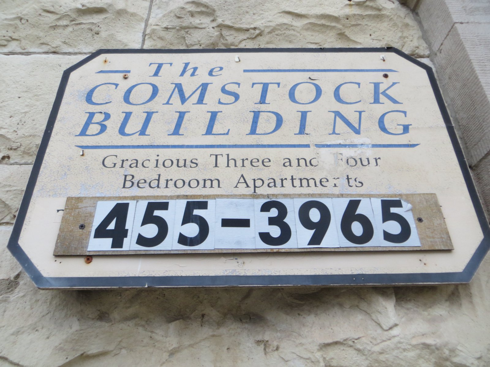 Comstock Building