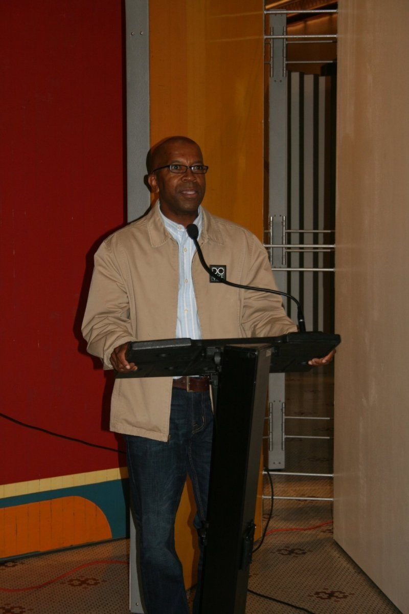 Common Council President Hines
