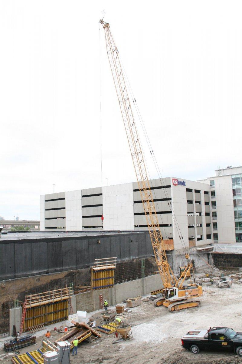 833 East Construction