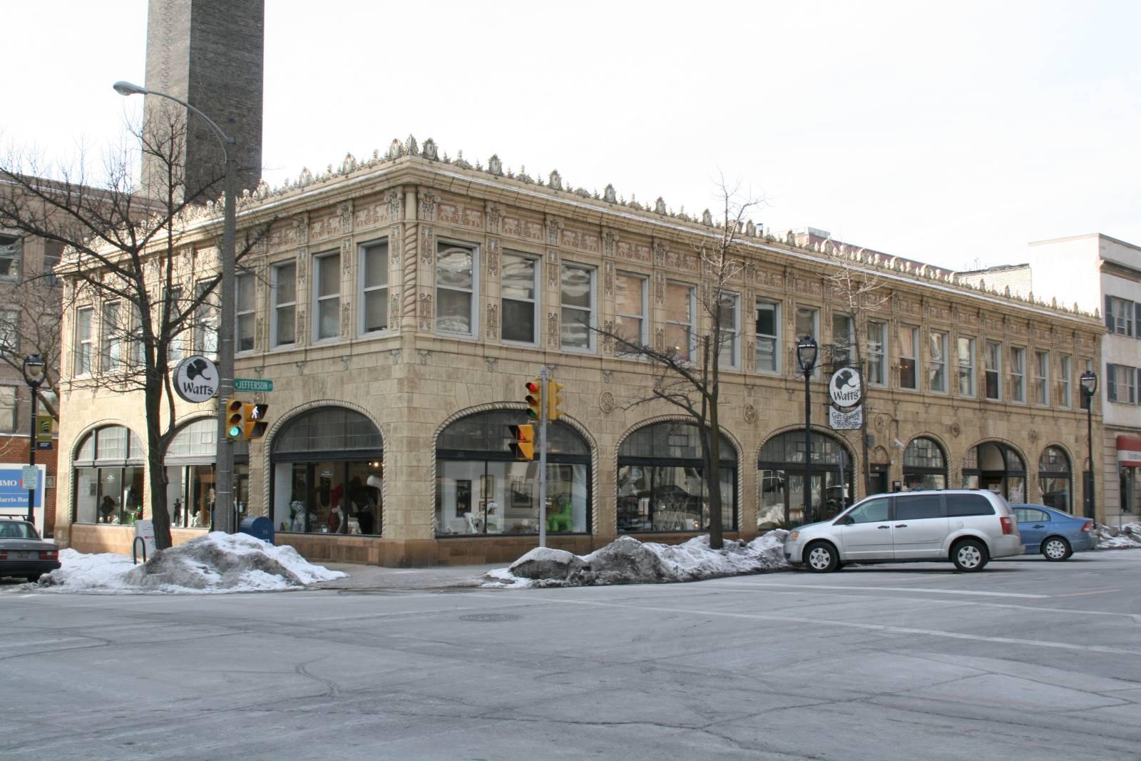 George Watts Tea Shop