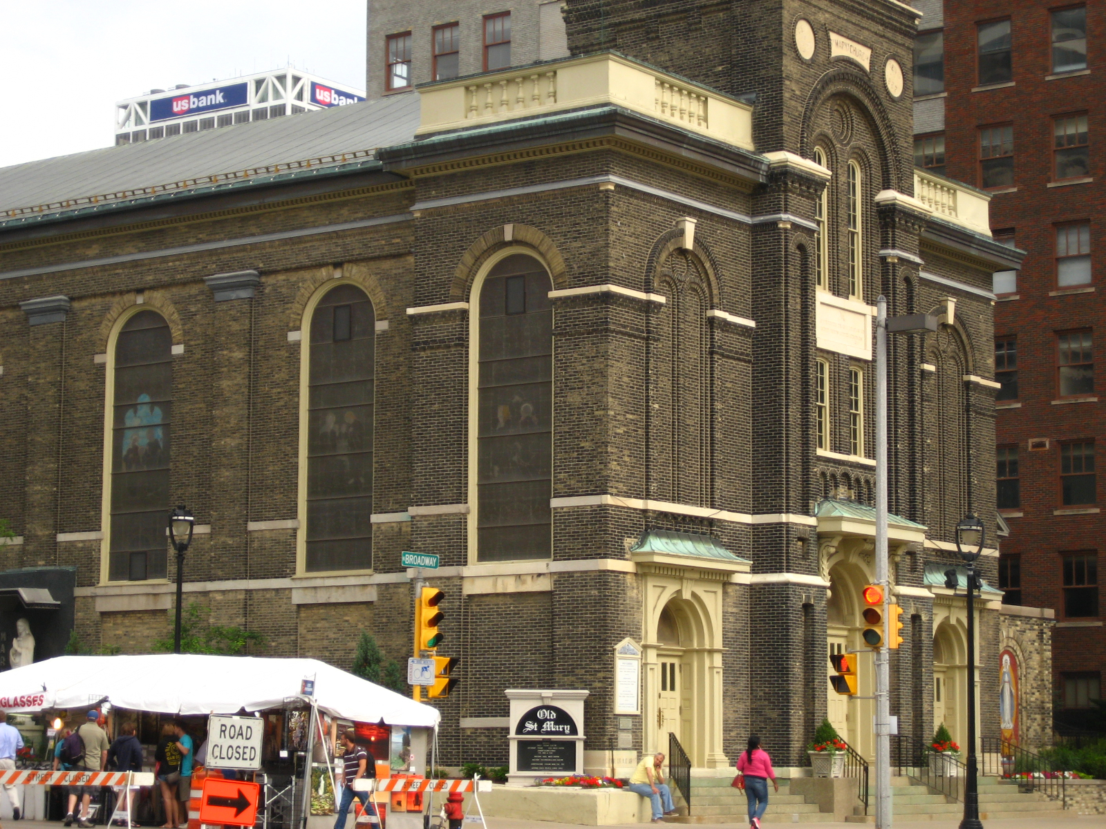 Old St. Mary\'s Church
