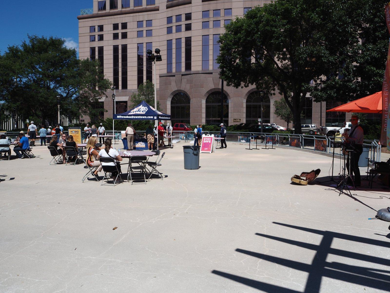 Downtown Employee Appreciation Week Kickoff