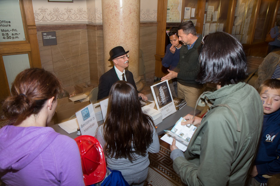 Doors Open Milwaukee - City Hall