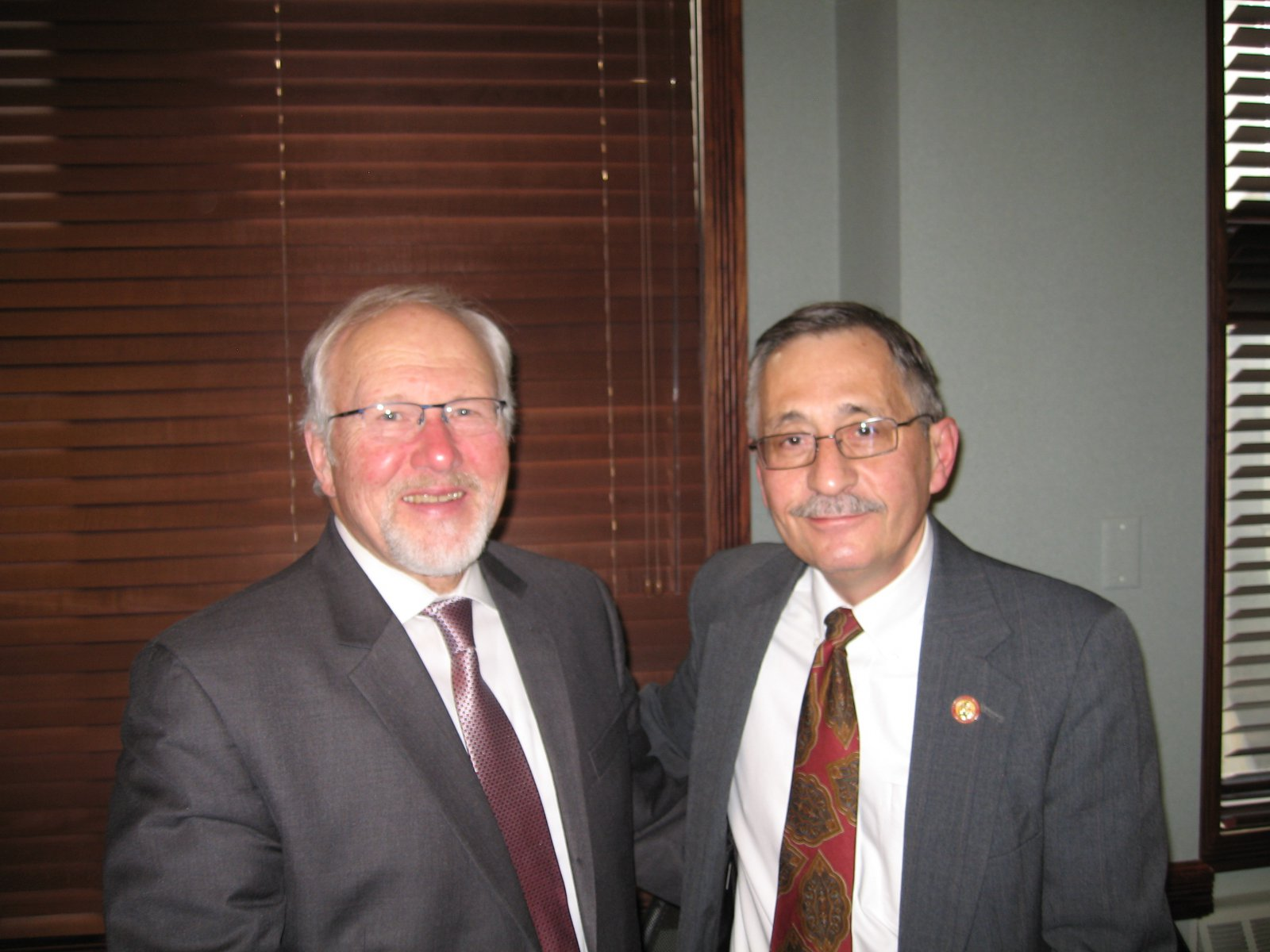 Steven Walters and John J. DiMotto
