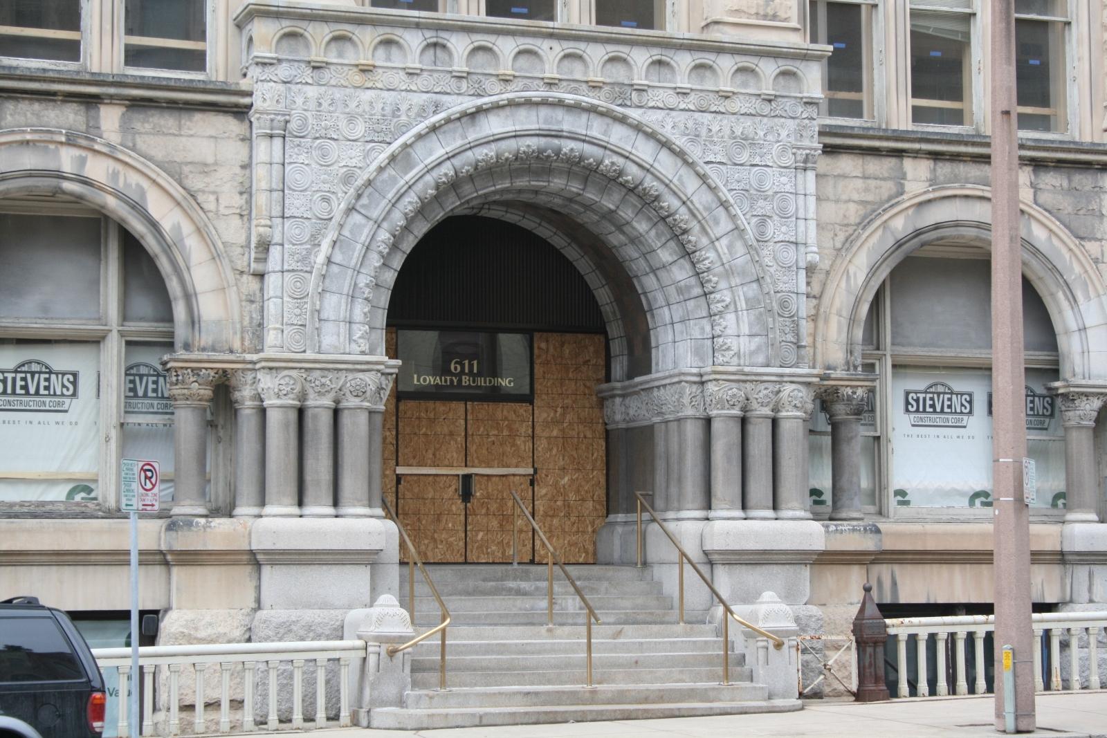 Loyalty Building Entrance