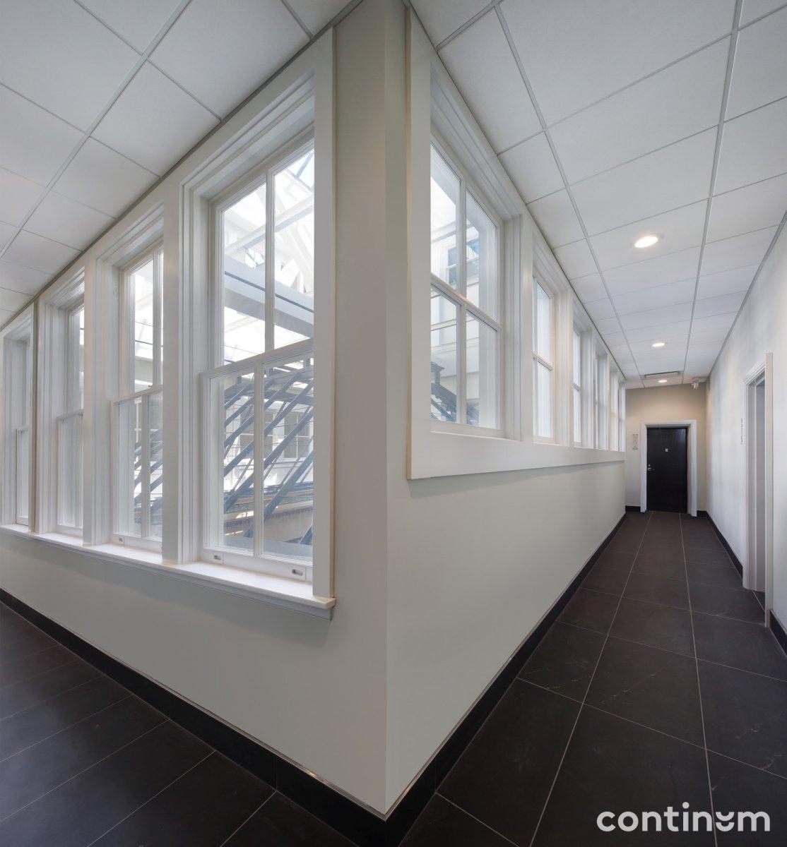Hallway in Mackie Flats