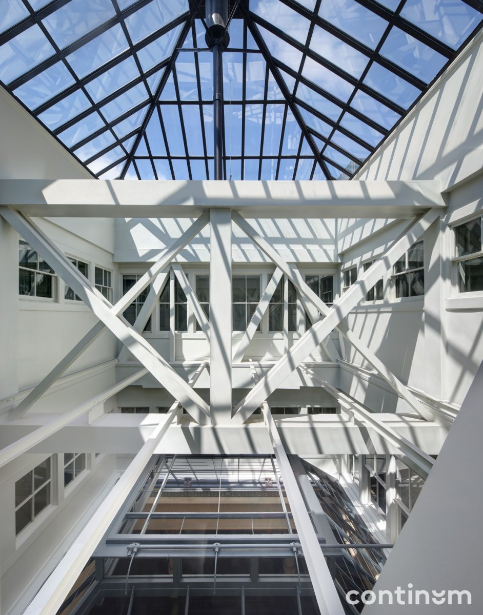 Mackie Building Skylight