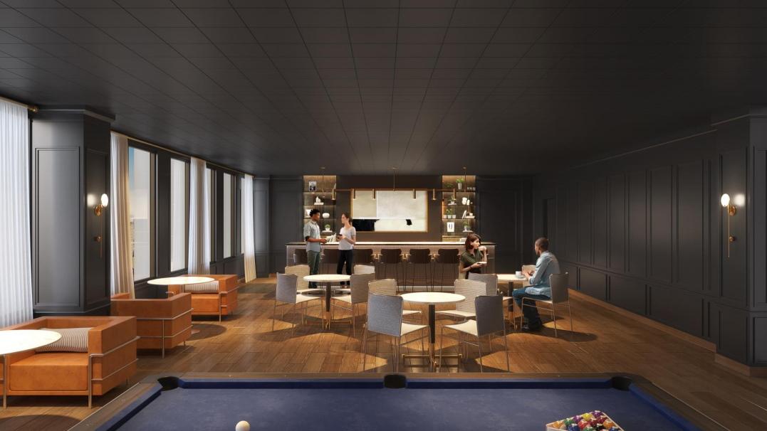 770 North - 6th Floor Lounge