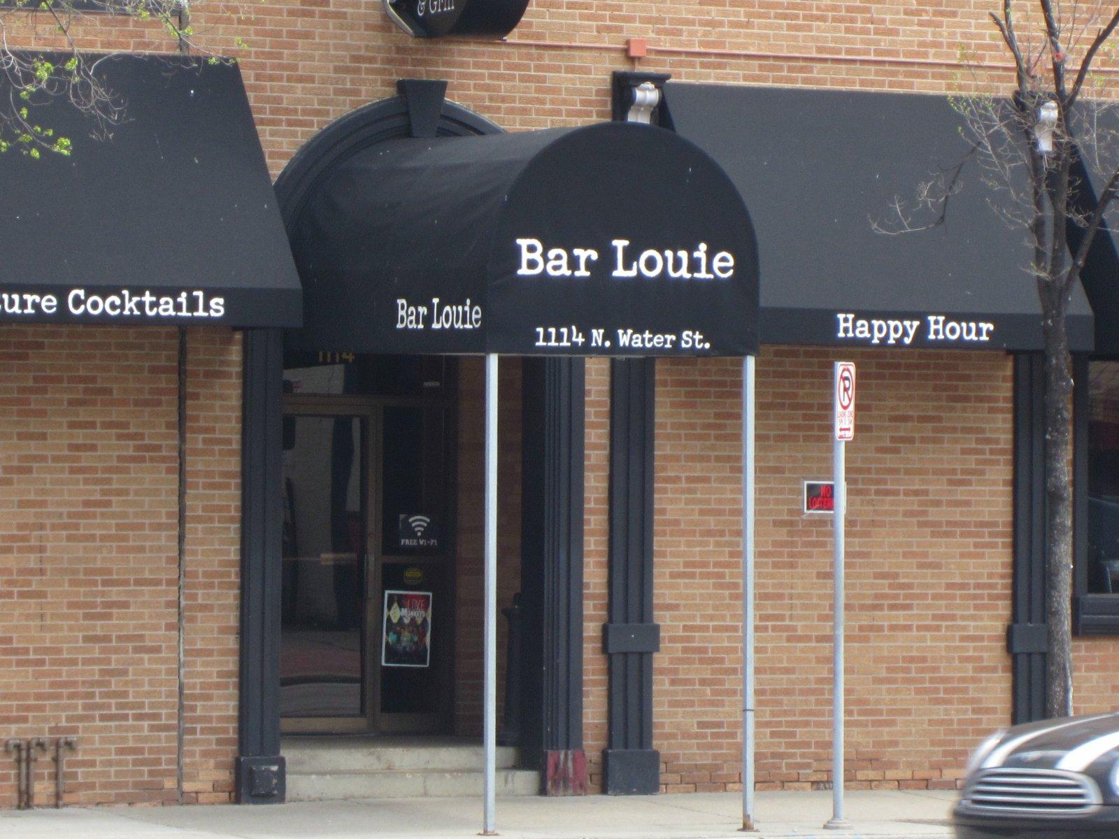Bar Louie , 1114 N. Water St.