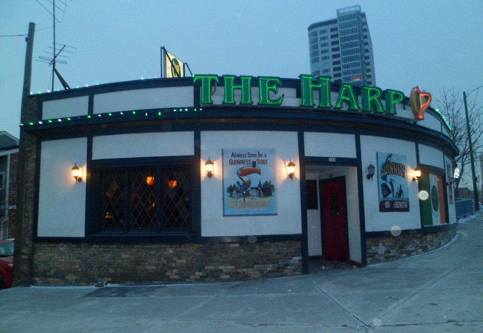 Taverns: The Harp, an Intimate Irish Pub » Urban Milwaukee