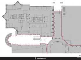 Associated Bank River Center - Demolition Area