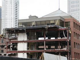 Demolition of 624 E. Mason St.
