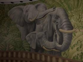 Elephant Room Art