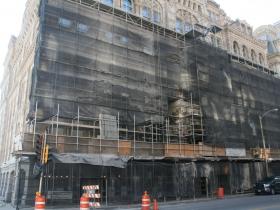 Mackie Building Scaffolding
