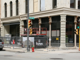 Kinn MKE Guesthouse Construction