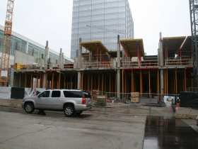 Westin Milwaukee Construction