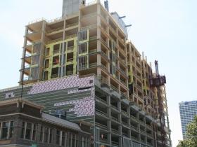Ascent Under Construction