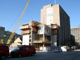 Viets Tower Construction