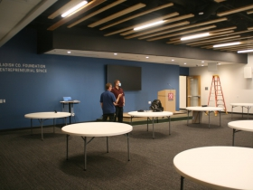 Entrepreneurial Space at Viets Tower