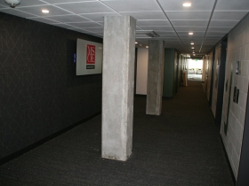 New Elevator Lobby Area at Viets Tower