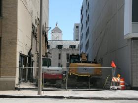 790 N. Jackson St. Partial Demolition