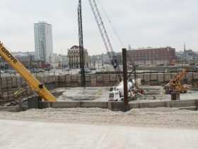 MSOE Athletic Field and Parking Complex Construction