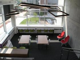 Two-Floor Community Space