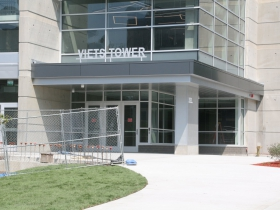 Viets Tower Entrance