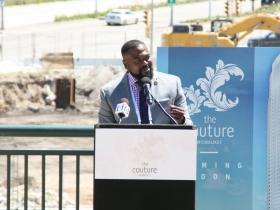 City Development Commissioner Lafayette Crump