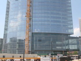 Northwestern Mutual Tower and Commons Construction