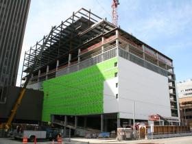 BMO Tower Construction