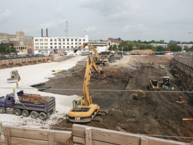 Friday Photos: MSOE Parking Garage