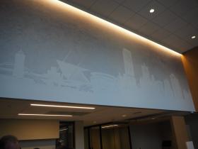 Johnson Financial Group Branch Mural
