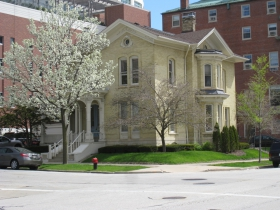 Milo P. Jewett House