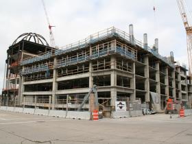 Hammes Headquarters Construction