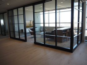 Meeting Room at Johnson Financial Group