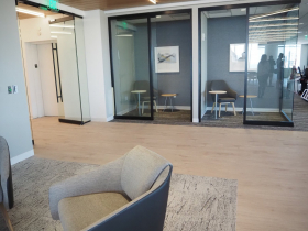 Breakout Rooms at Johnson Financial Group