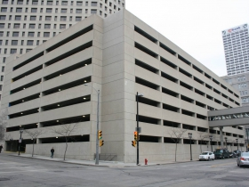 411 Building Parking Garage
