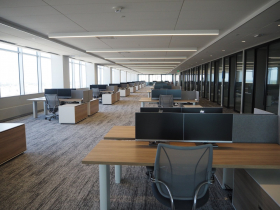 Office Space for Johnson Financial Group